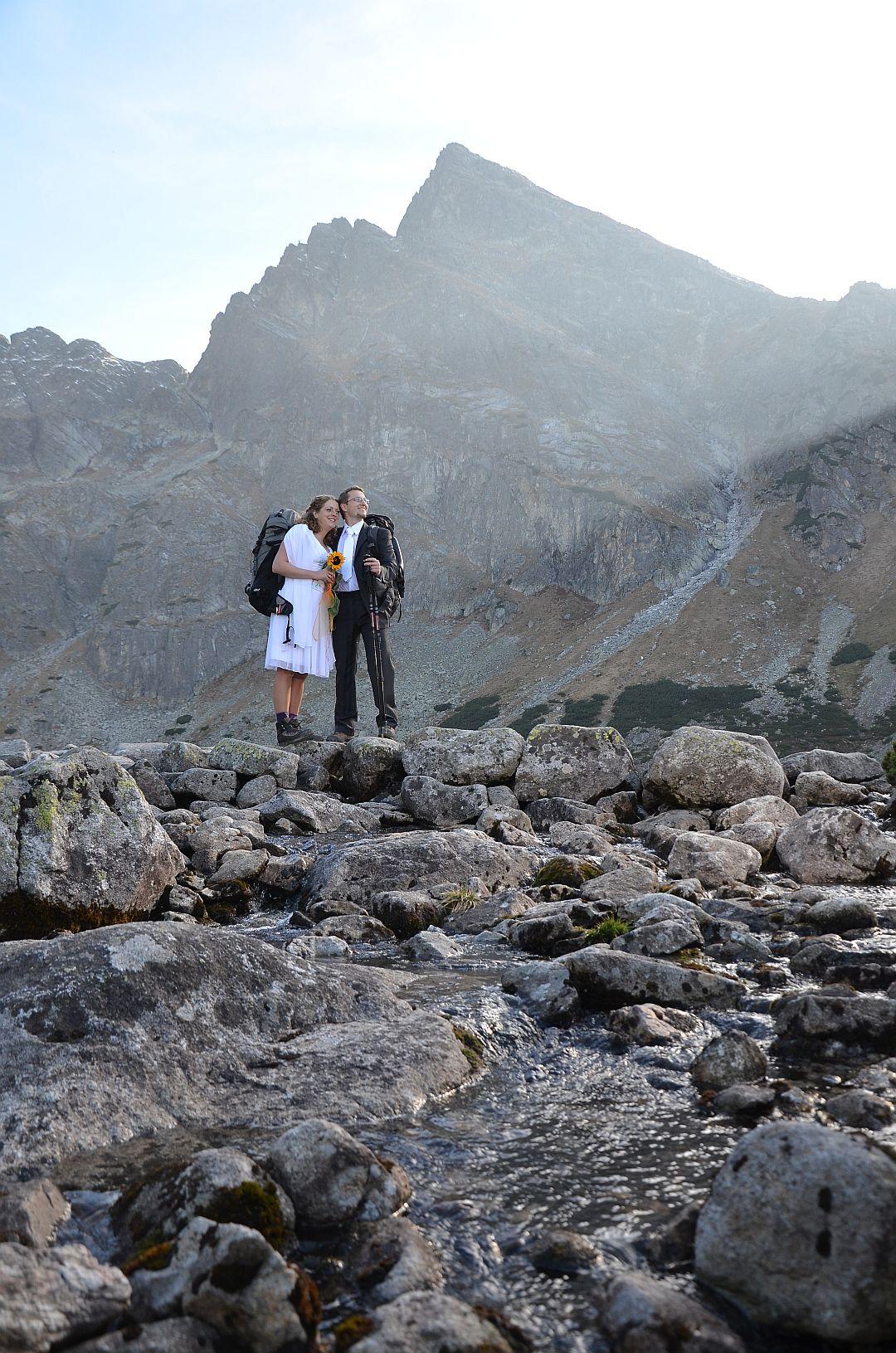 miłość w Tatrach