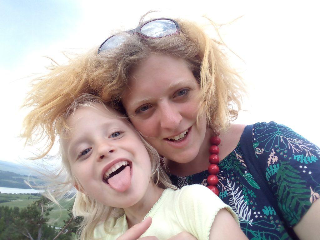 Dzień Matki - mama z córką
